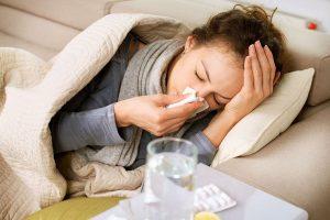 آنفولانزا چیست؟ (پیشگیری، علائم، درمان)