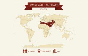 بزرگ ترین امپراطوری های جهان - خلفای امیه