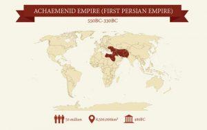 بزرگ ترین امپراطوری های جهان - هخامنشیان
