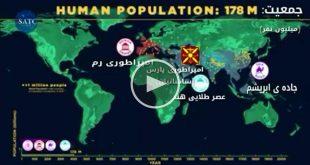 تاریخ روند رشد جمعیت