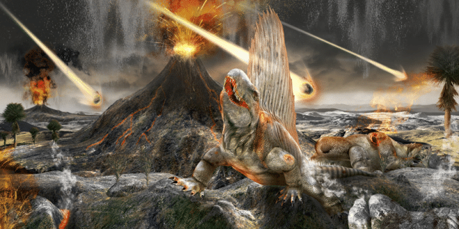 علت اصلی انقراض دایناسور ها چه بود؟