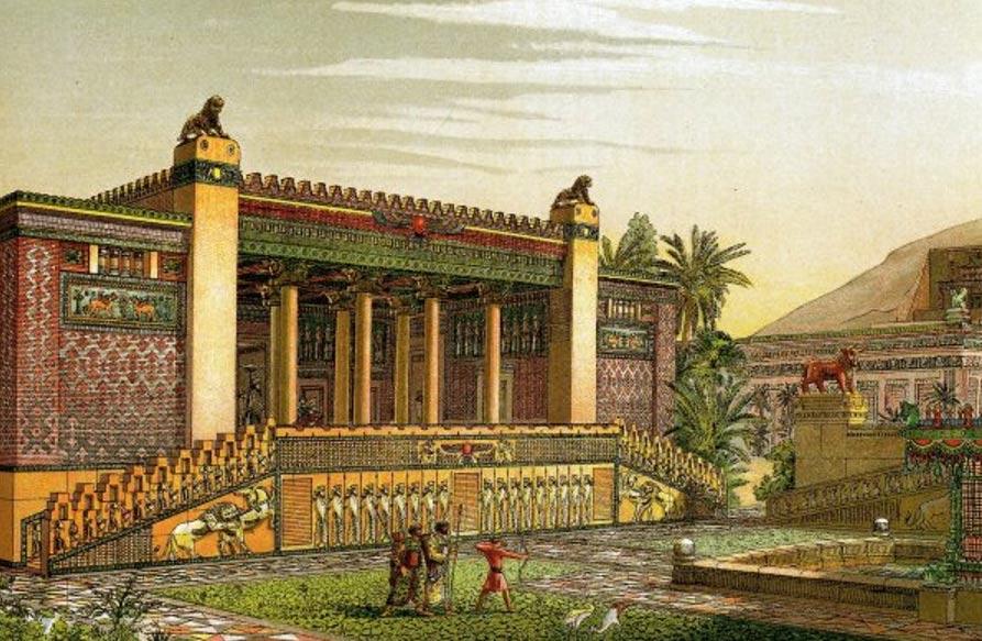 امپراتوری هخامنشیان (آغاز و پایان یک امپراتوری)