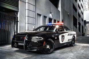 دوج چارجر پرسوت پلیس آمریکا