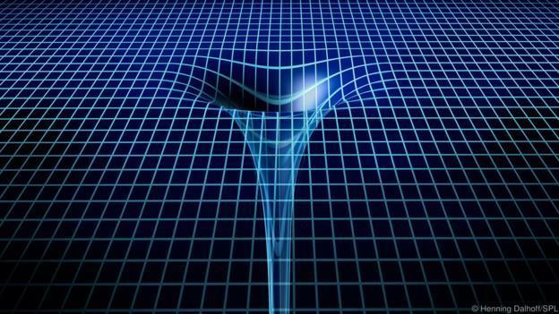 افق رویداد در سیاه چاله چیست؟